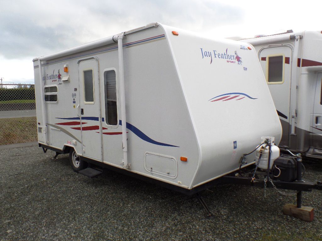 2007 JAYCO JAY FEATHER 186