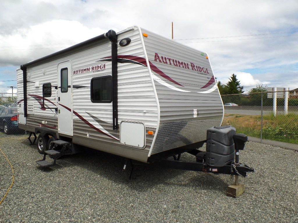 2014 STARCRAFT AUTUMN RIDGE 245 DS
