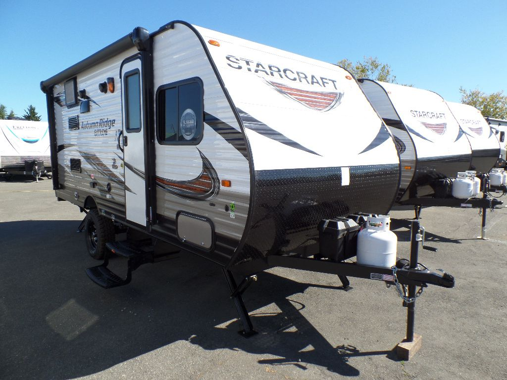 2018 STARCRAFT AUTUMN RIDGE MINI 18BHS