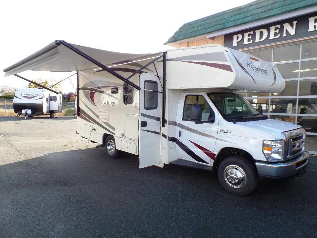 2018 COACHMEN FREELANDER 21RS