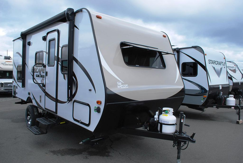 2019 KZ RV LTD. ESCAPE E191BH