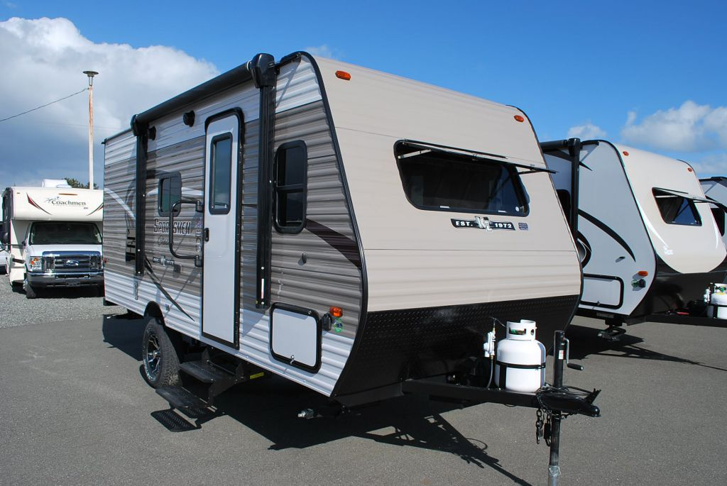 2018 KZ RV LTD. SPORTSMEN CLASSIC 181BH