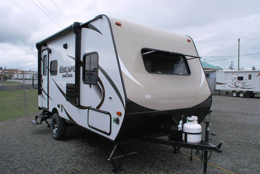 2018 KZ RV LTD. ESCAPE E161RB