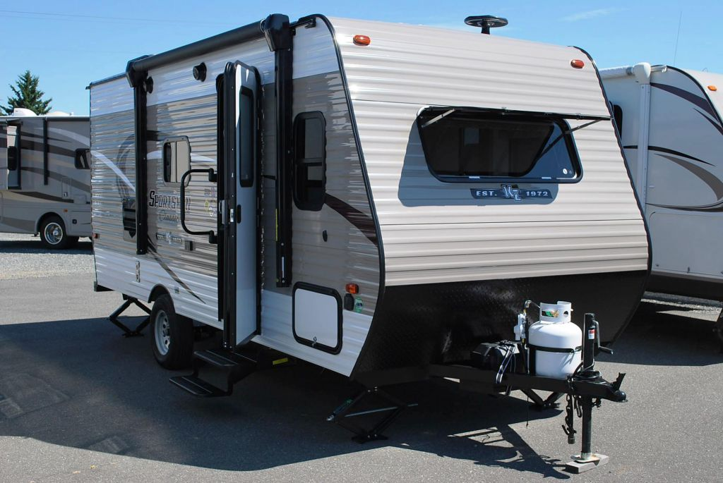 2019 KZ RV LTD. SPORTSMEN CLASSIC 181BH