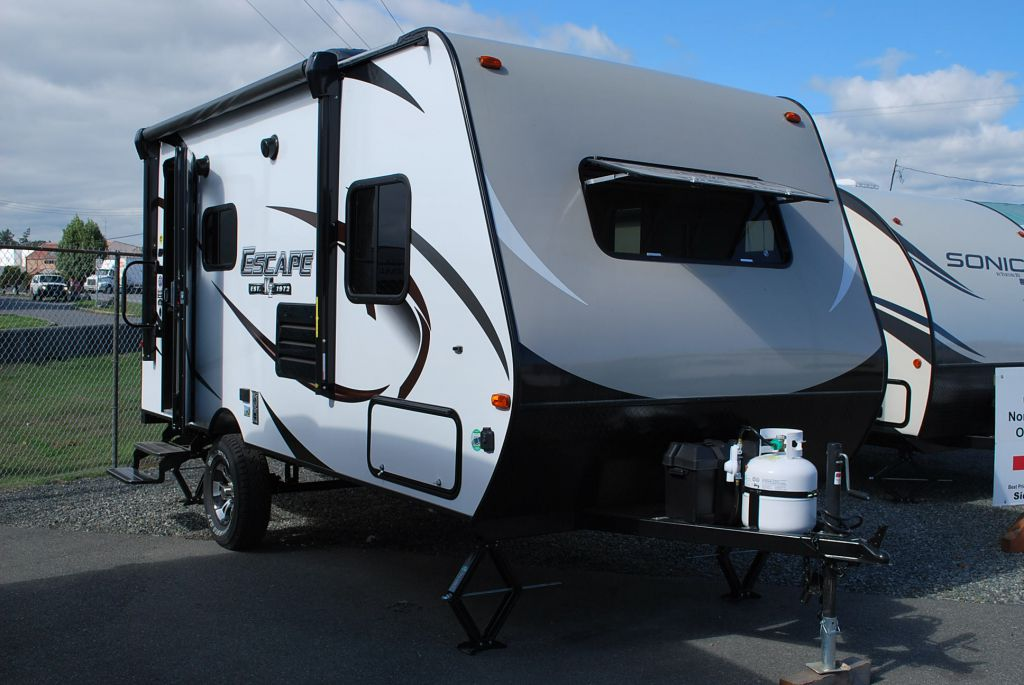 2019 KZ RV LTD. ESCAPE E161RB