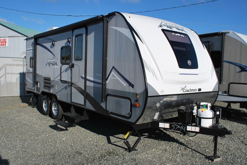 2019 FOREST RIVER APEX 208 BHS
