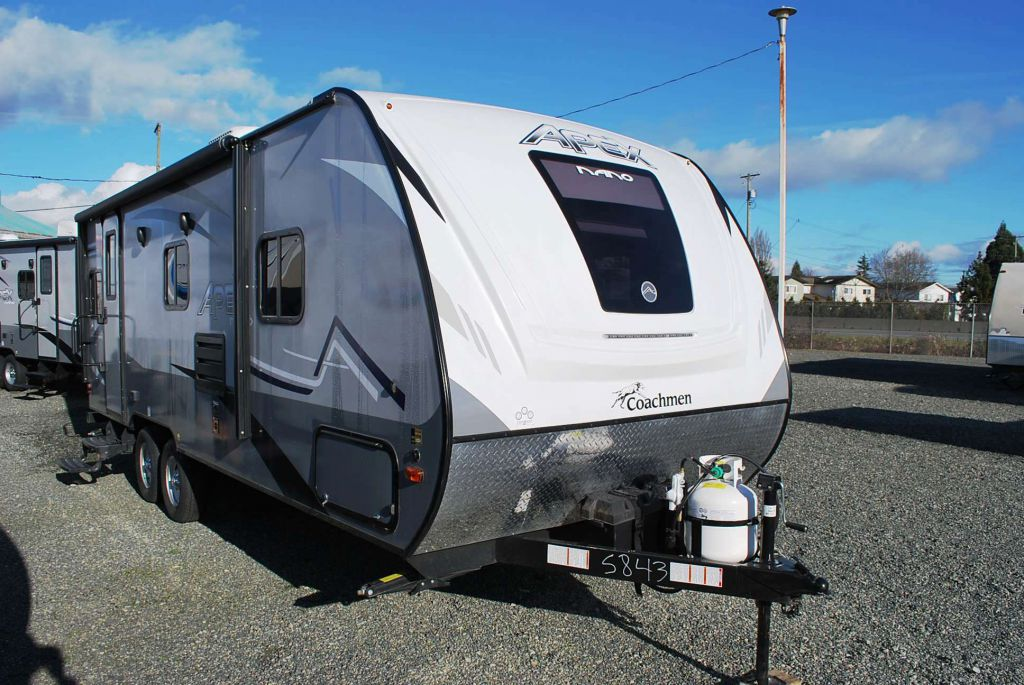 2020 COACHMEN APEX NANO 213 RDS