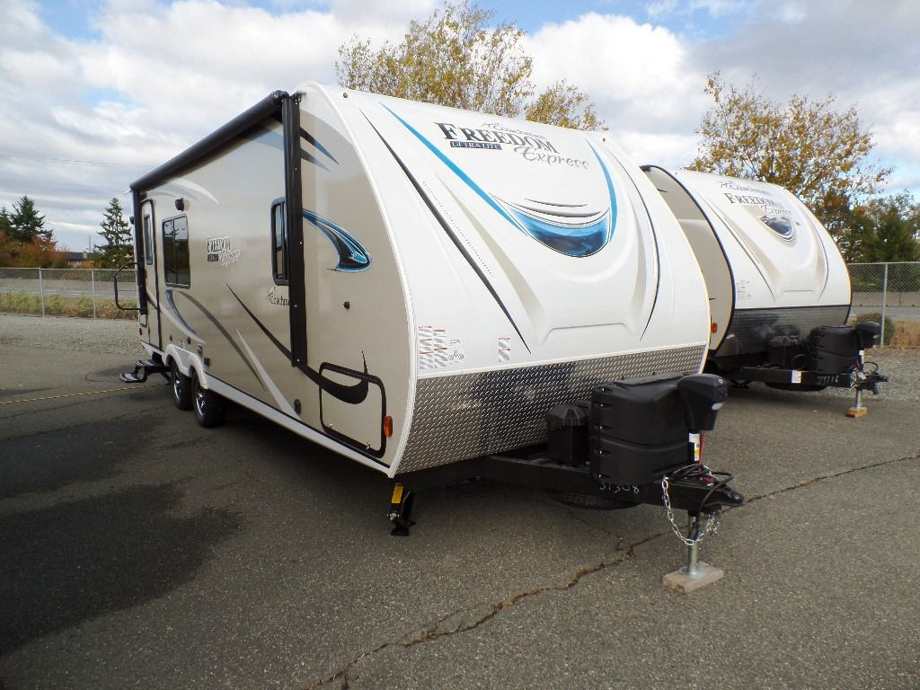 2019 COACHMEN FREEDOM EXPRESS 246RKS