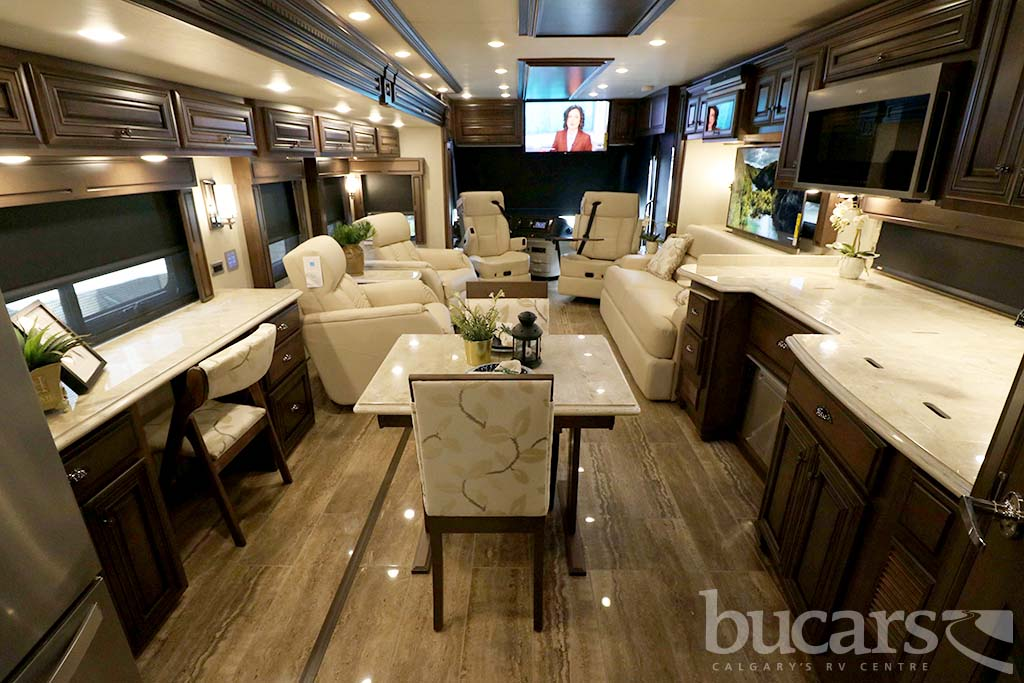 NEW 2019 NEWMAR DUTCH STAR 4018 MOTORHOME - Balzac