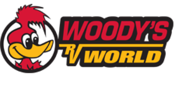 Woody's RV World Calgary logo