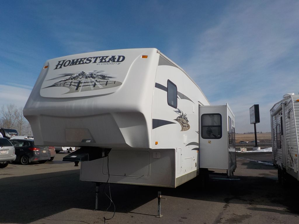 2009 STARCRAFT Homestead 295RL
