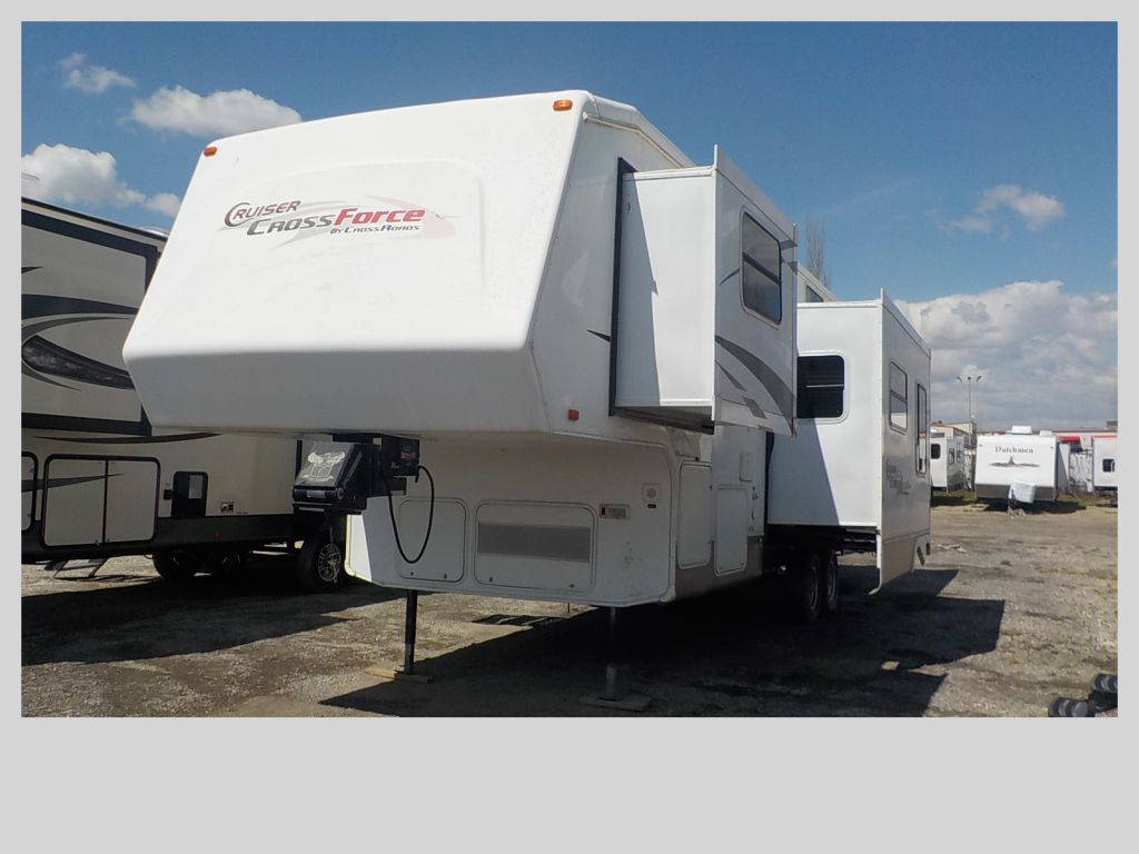 2007 CROSSROADS Cruiser Cross Force XF33MK