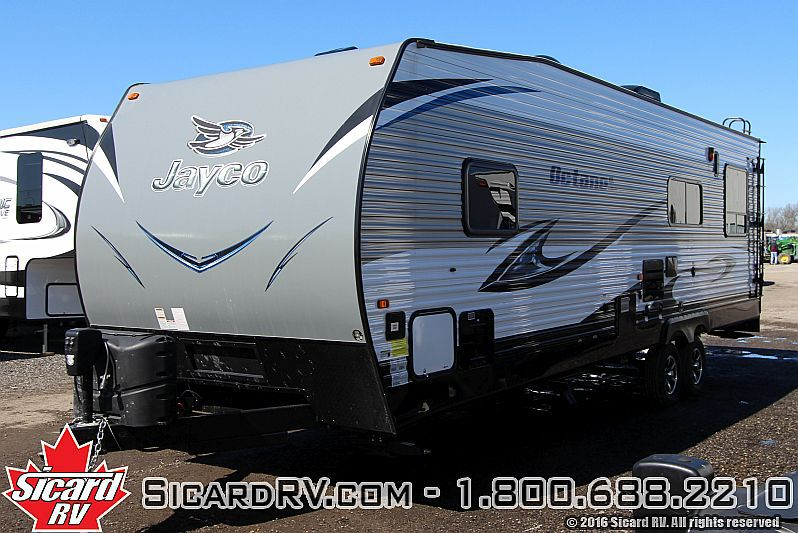 Wonderful NEW 2016 JAYCO OCTANE 272 TOY HAULER  507347 RVHotline RV Trader