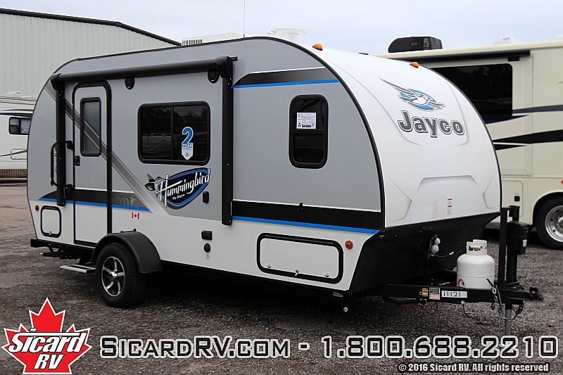 Beautiful  2342017 Jayco Hummingbird 17RKTT 17ft In Morinville Alberta For Sale