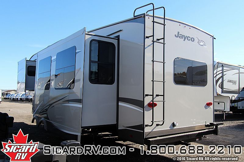 Simple 2017 JAYCO EAGLE 293RKDS  Sicard RV