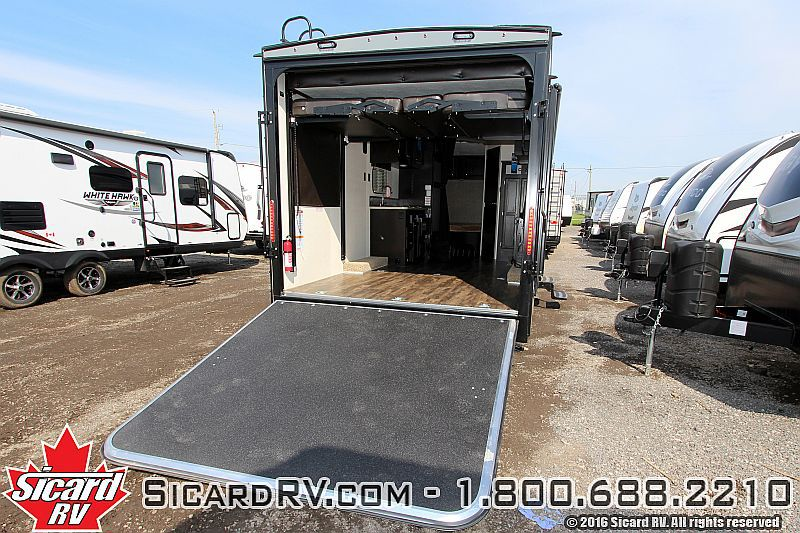Excellent 2016 Jayco Seismic 4112 Toy Haulers RV For Sale In Clio Michigan