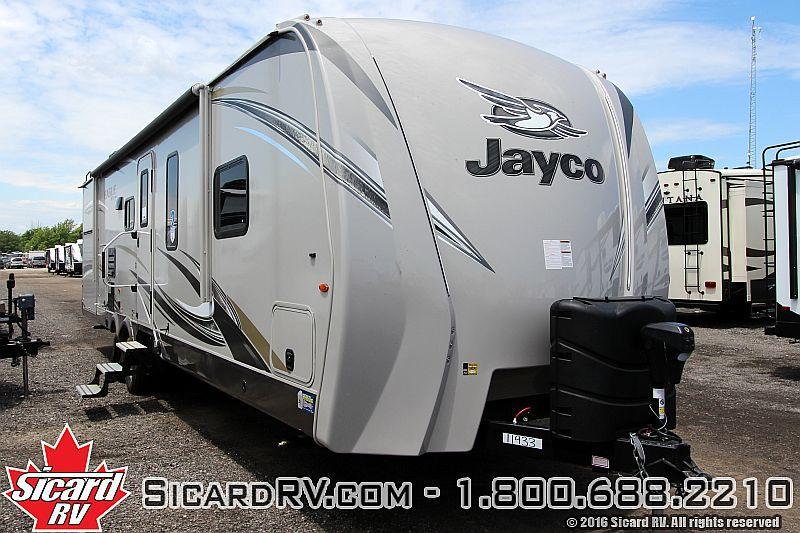 Simple NEW 2018 JAYCO EAGLE HT 295DBOK TRAVEL TRAILER  530516 RVHotline RV Trader