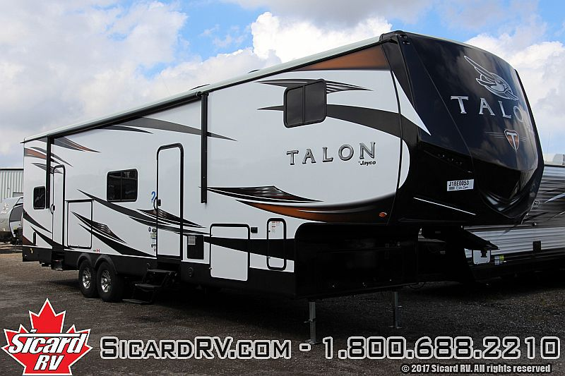 2018 JAYCO TALON 393T - Sicard RV on