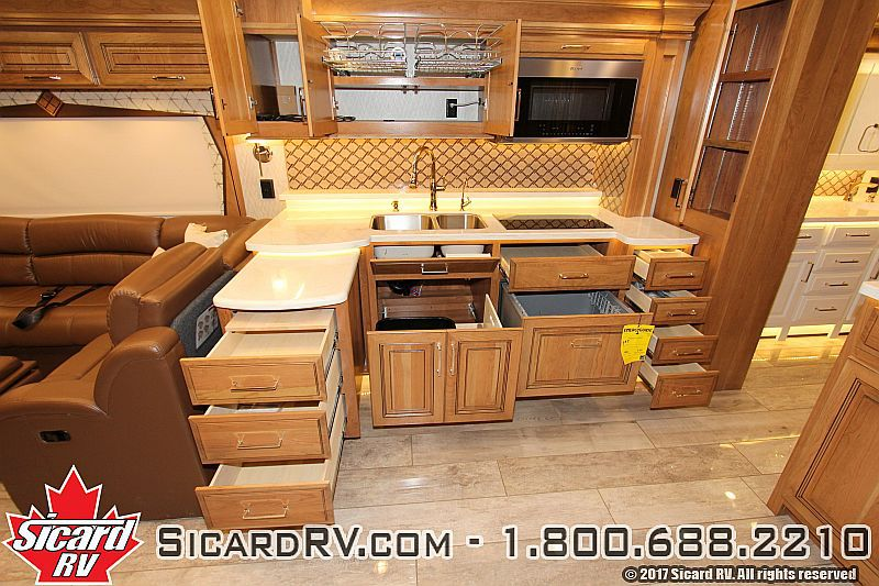 2019 ENTEGRA COACH ANTHEM 42DEQ - Sicard RV