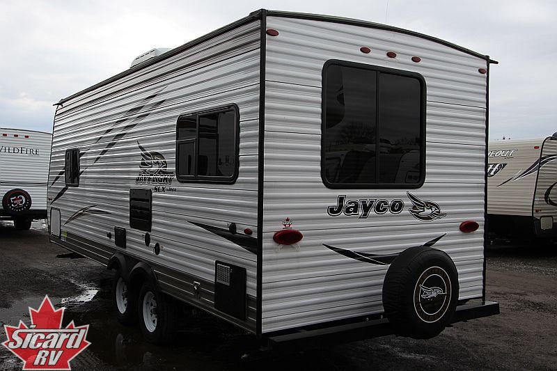 2017 JAYCO JAY FLIGHT SLX 212QBW