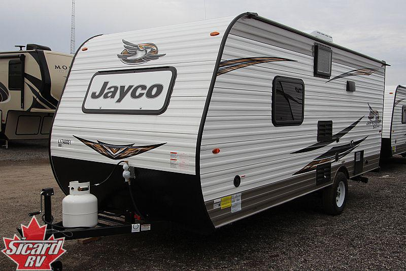 2020 JAYCO JAY FLIGHT SLX 7 195RB