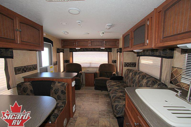 2012 JAYCO JAY FEATHER SELECT 28U