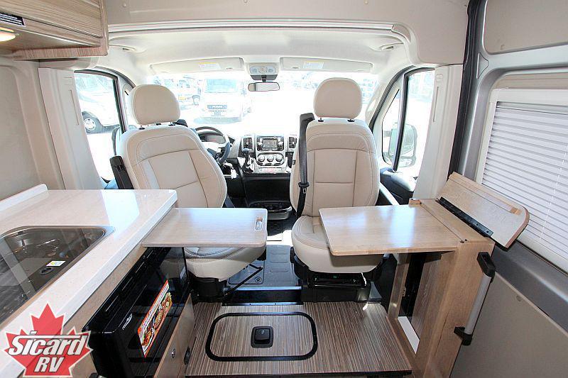 2019 WINNEBAGO TRAVATO 59K - Sicard RV