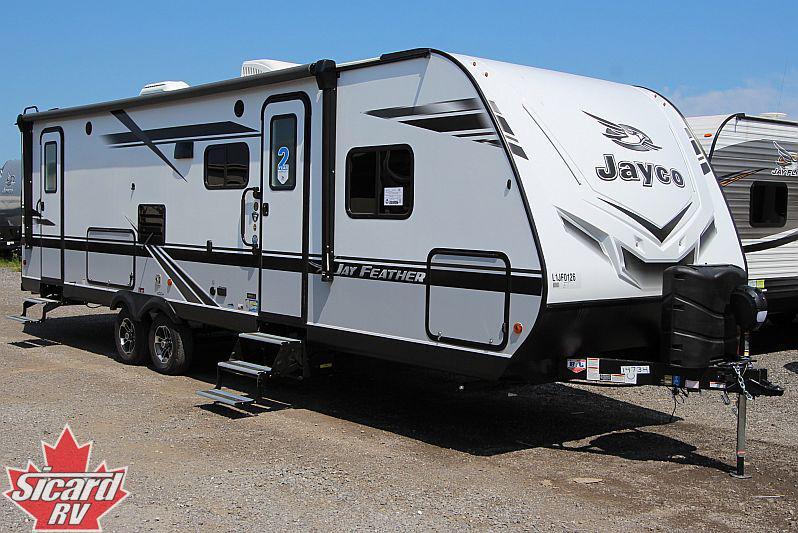 2020 JAYCO JAY FEATHER 27BHB - Sicard RV on