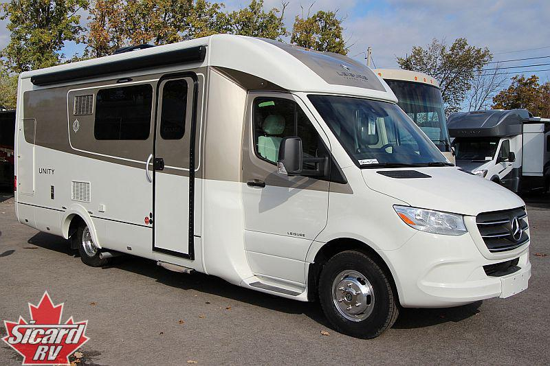 2020 LEISURE TRAVEL VANS UNITY U24MB