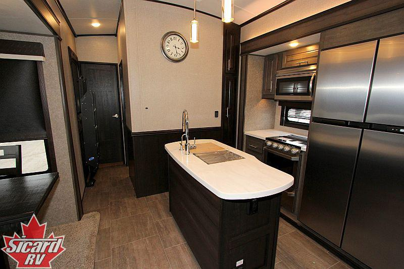 2020 JAYCO NORTH POINT 381FLWS