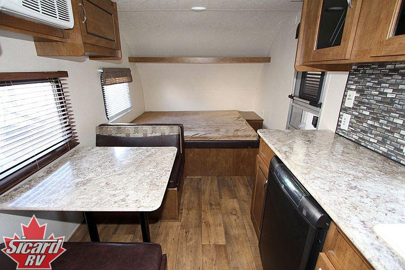 2017 FOREST RIVER SALEM CRUISE LITE 197BH