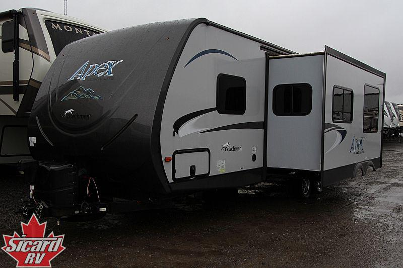 2015 COACHMEN APEX 276BHSS