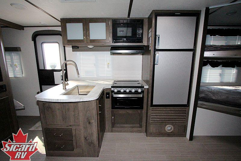 2021 KEYSTONE PASSPORT SL SERIES 240BH