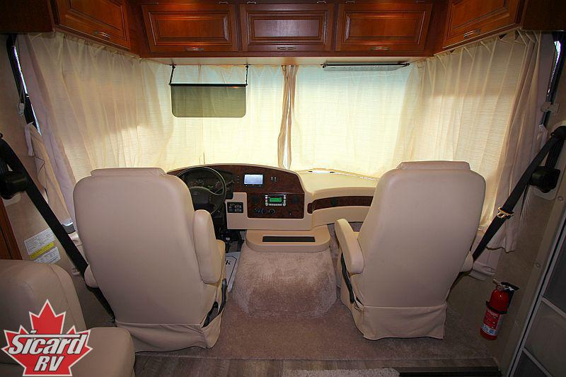 2012 HOLIDAY RAMBLER VACATIONER 36SBT