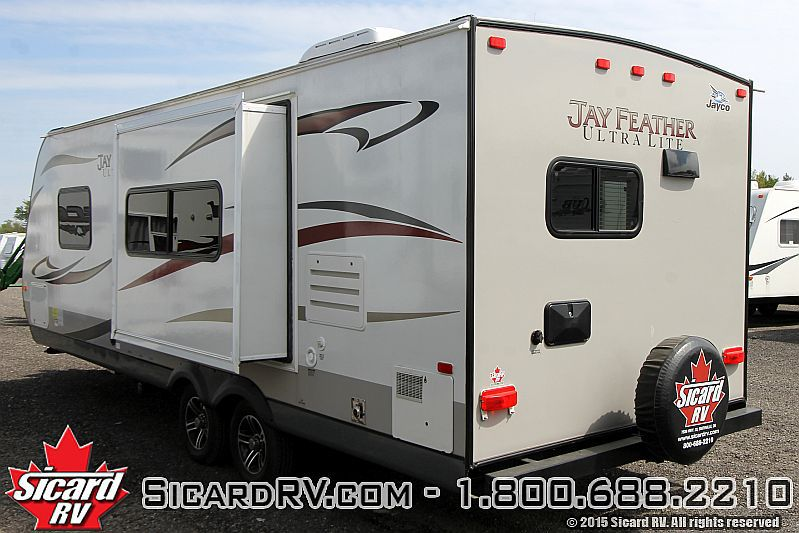 New New 2015 JAYCO 22FQSW  Travel Trailer  RV Dealer In Ontario OWASCO