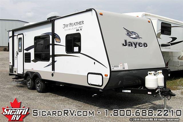 Excellent New 2013 JAYCO 184BH  Travel Trailer  RV Dealer In Ontario SICARD