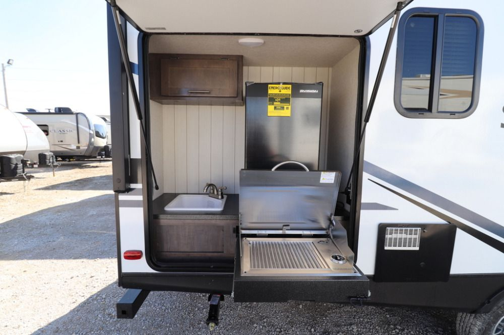 2020 Crossroads Sunset Trail 253rb Trailer Time Rv Centre