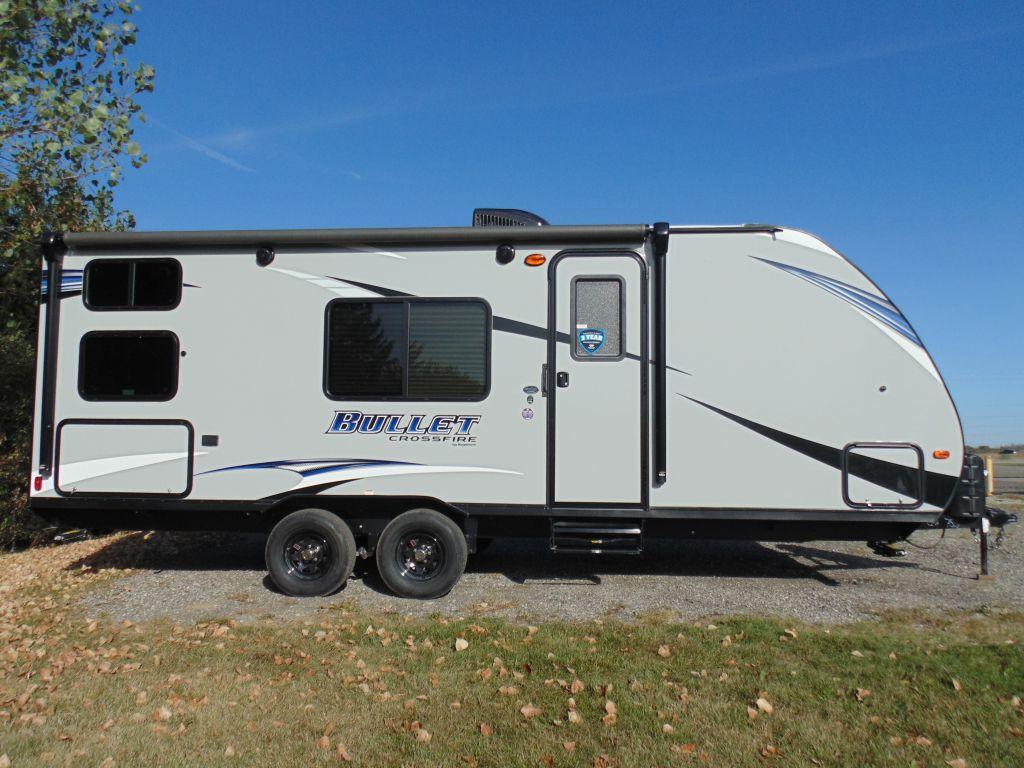 Bullet Travel Trailers Alberta