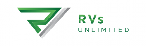 RVs Unlimited logo