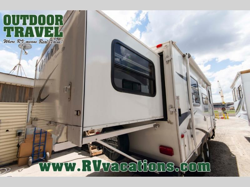 USED 2009 KEYSTONE RV OUTBACK 210RS TRAVEL TRAILER