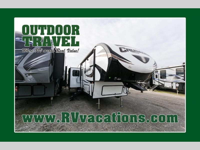 2018 Forest River 337qbh bunk house 5th wheel
