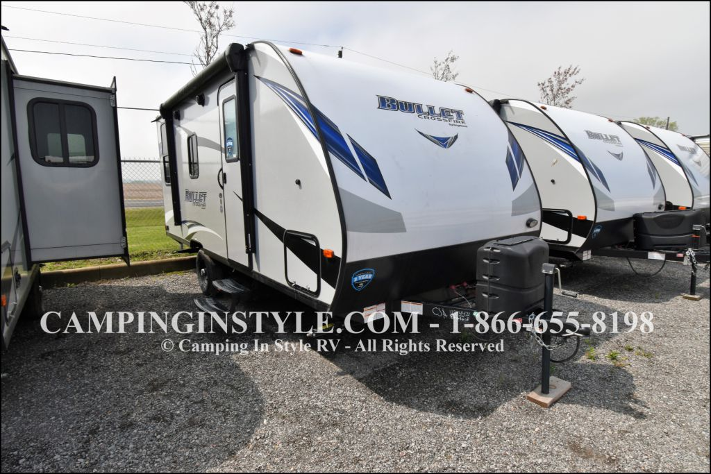 2019 KEYSTONE BULLET CROSSFIRE 1900RD (couples)