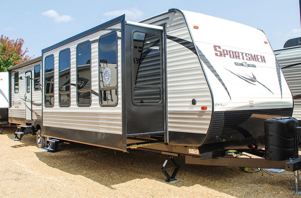 2019 K-Z INC. SPORTSMEN 364BH (bunks)
