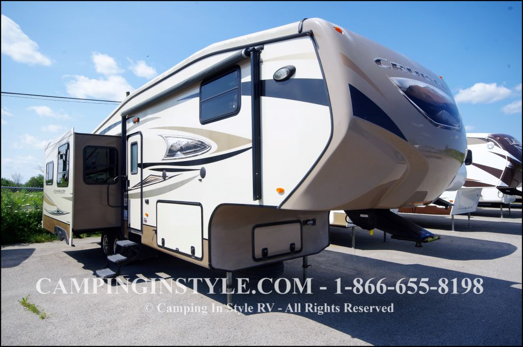 2012 CROSSROADS CRUISER 300SK (couples)