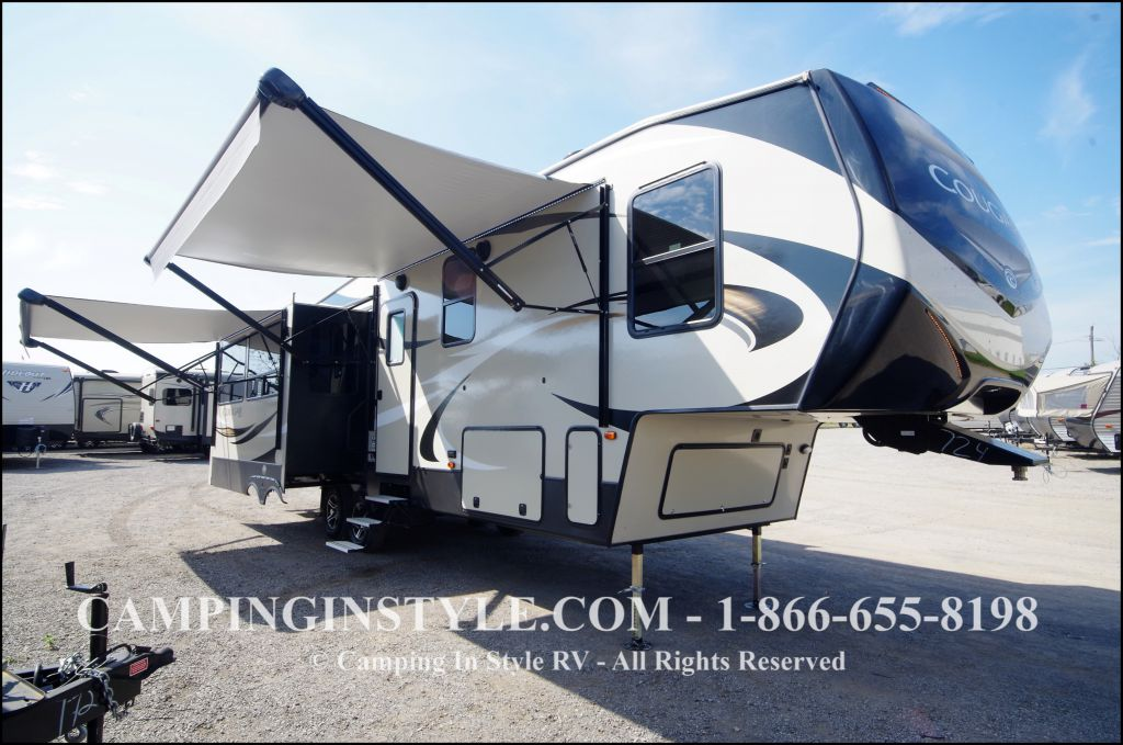 2018 KEYSTONE COUGAR 311RES (couples)