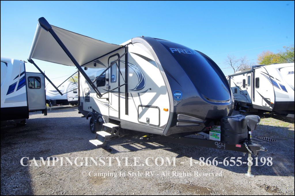 2018 KEYSTONE RV PREMIER 19FBPR (couples)