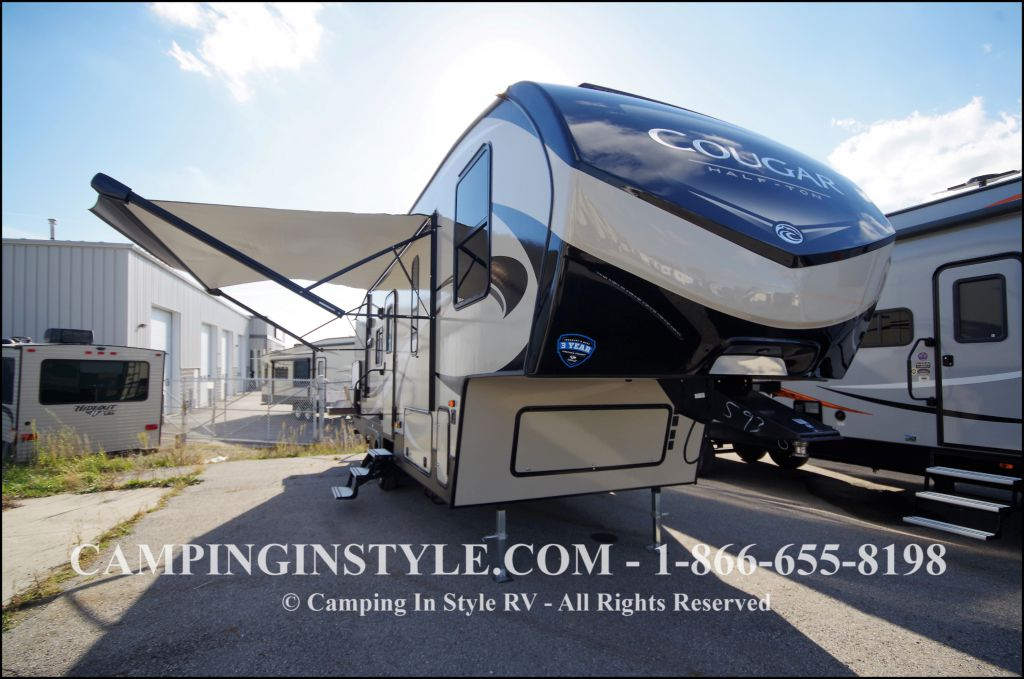 2018 KEYSTONE COUGAR HALF-TON 25RES (couples)