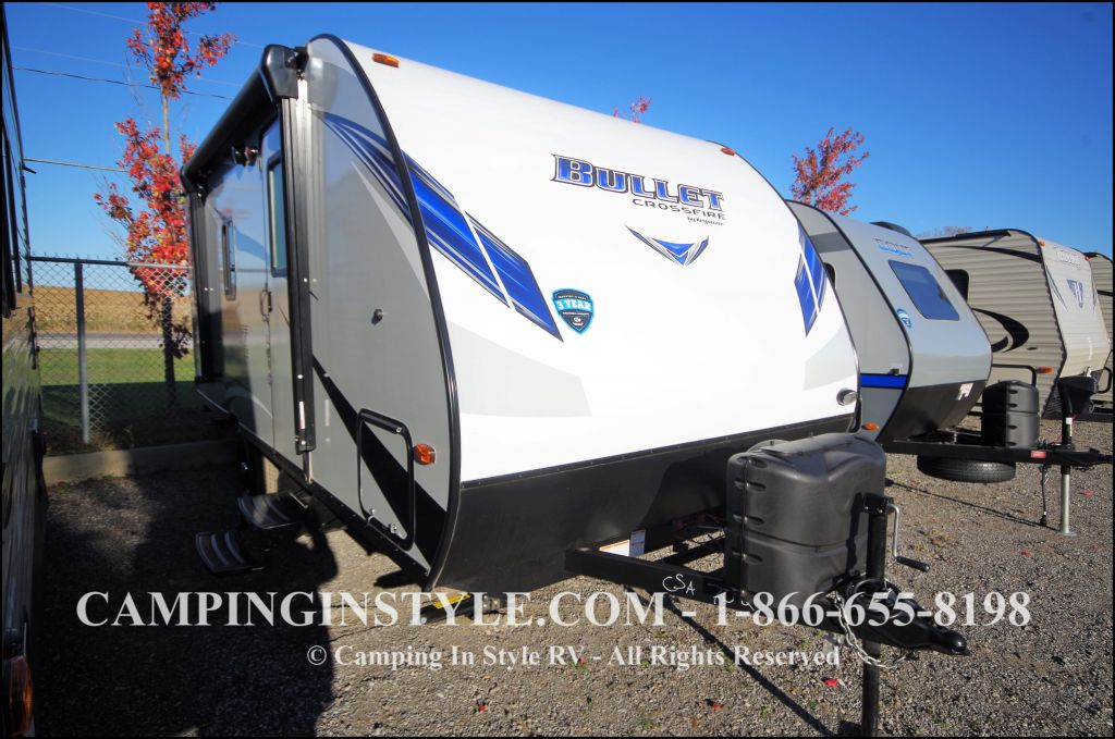 2018 KEYSTONE BULLET CROSSFIRE 1900RD (couples)