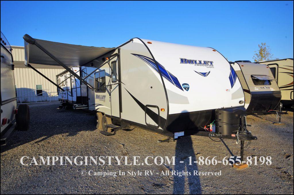 2018 KEYSTONE BULLET 2200BH (bunks)