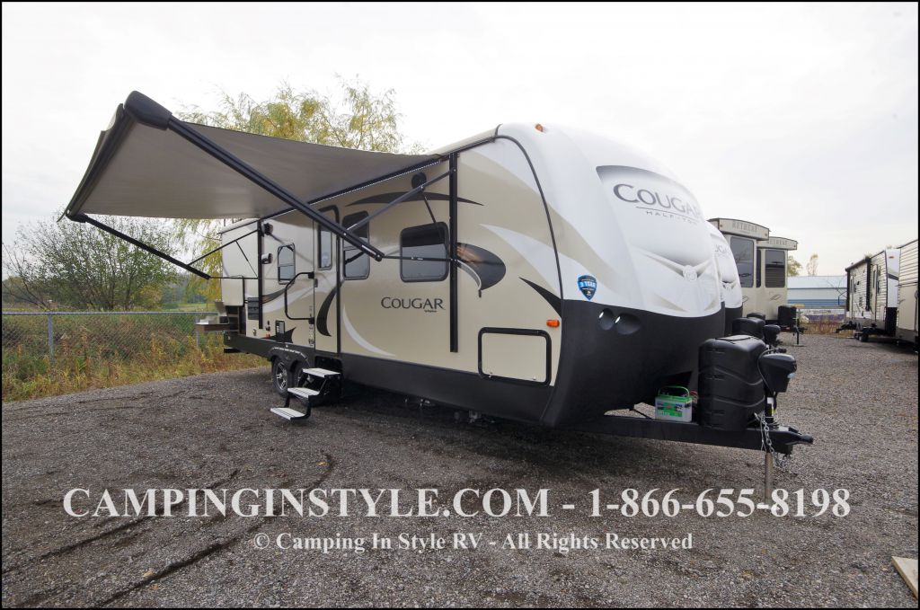 2018 KEYSTONE COUGAR HALF-TON 27RES (couples)